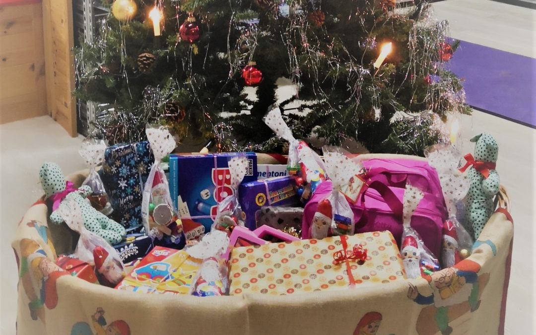 Eine Nikolaus-Überraschung für die Kleinen